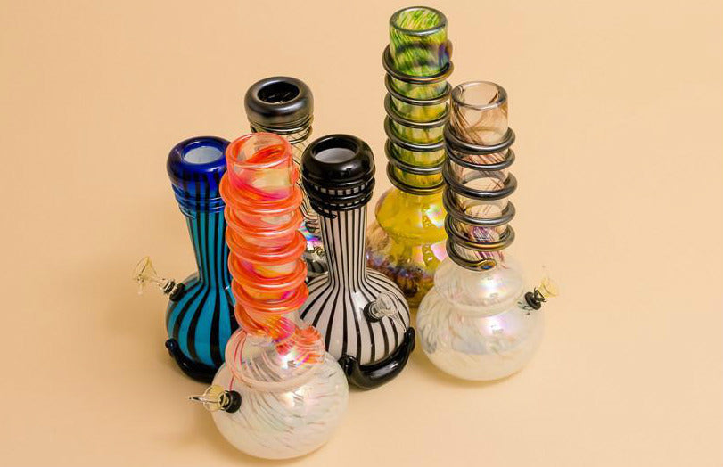 Find the coolest bongs at SmokeSmith Gear