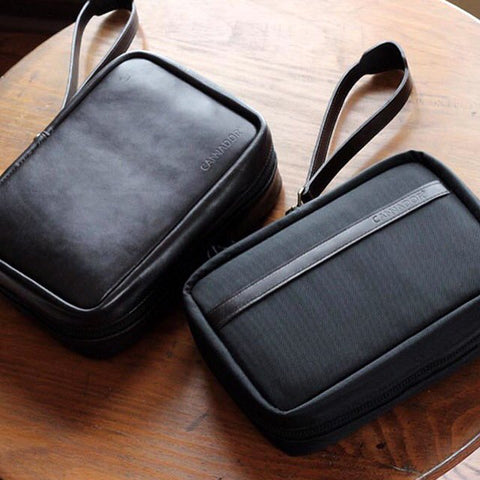 Stylish carrying cases for legal dry herb
