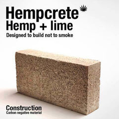 Hempcrete for Construction Uses