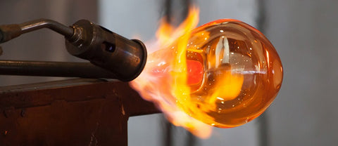 Bong Glassblowing Example
