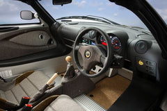 Vehicle Interior made of Hemp