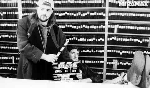 Behind the Scenes from Clerks