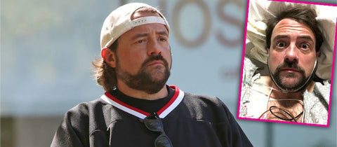 Kevin Smith Reveals He Was Saved By Smoking Legal Herb