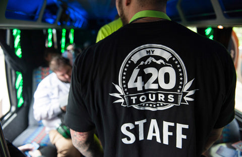 My 420 Tours Legal Cannatourism