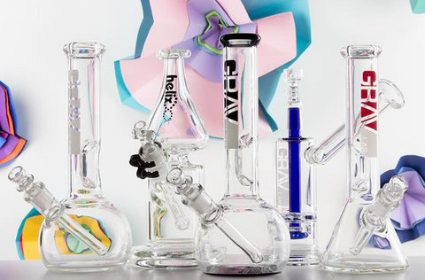 SmokeSmith Gear Guide To Bongs