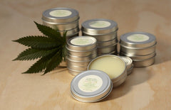 Cannabis Infused Topical Cream