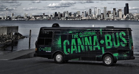 Cannabus Cannatourism Seattle