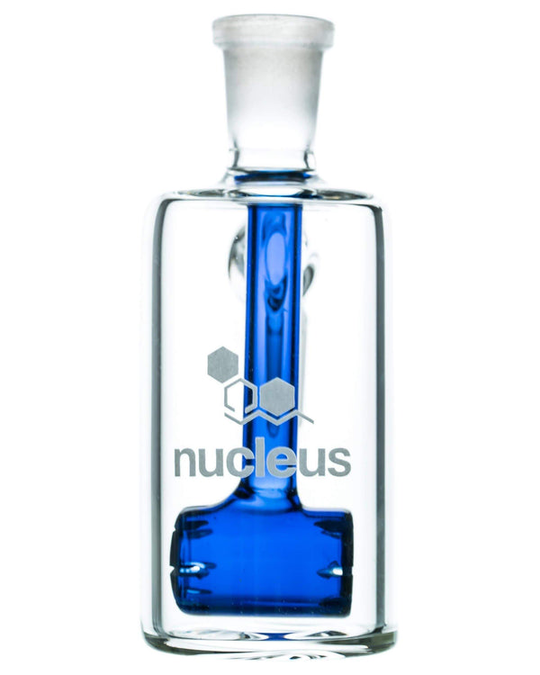 14mm / Clear Barrel Perc Ashcatcher by Nucleus