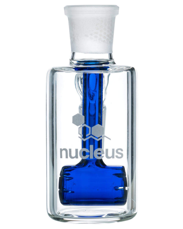 14mm / Black Barrel Perc Ashcatcher by Nucleus