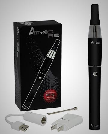 Black R2 Vaporizer Kit by Atmos