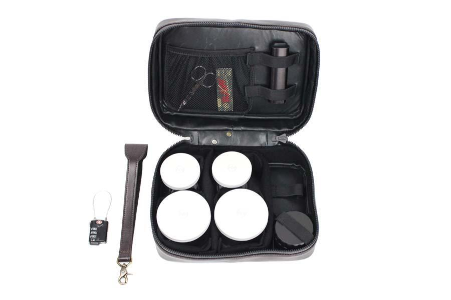 Ballistic Nylon Travel Case by Cannador