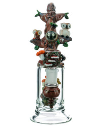 Default Hootie and Friends Tree Bong by Empire Glassworks