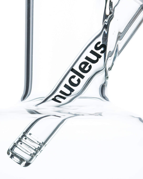 Default Clear Glass Buoy Base Water Pipe by Nucleus
