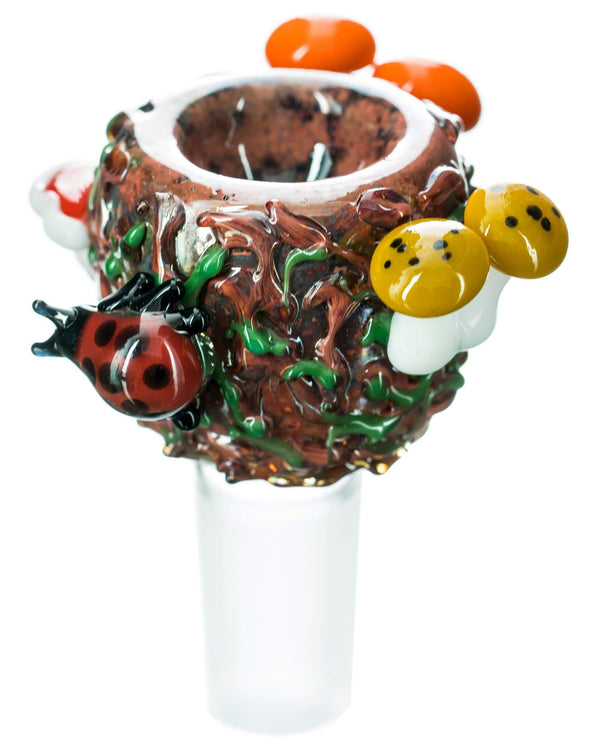 Bug's Life Bowl by Empire Glassworks