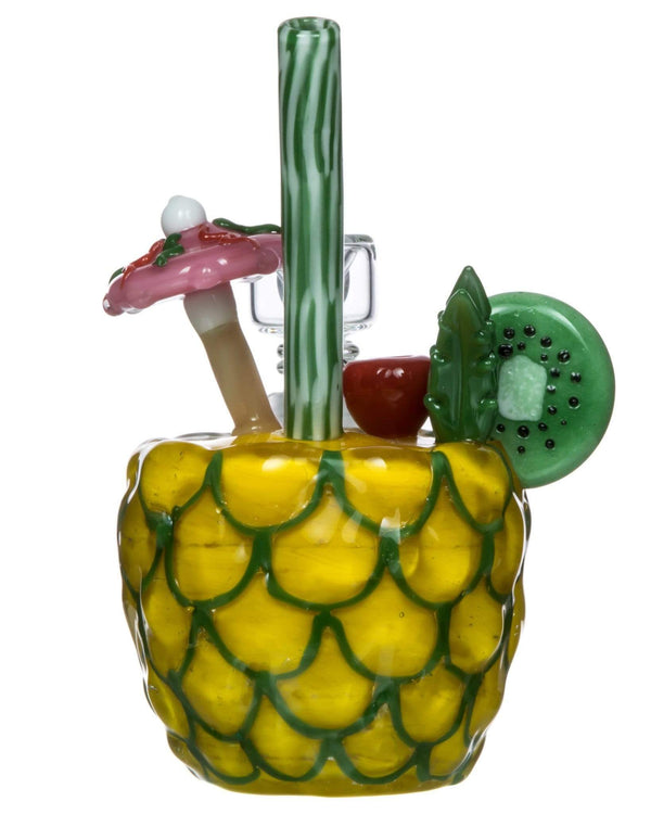 Pineapple Paradise Bong by Empire Glassworks