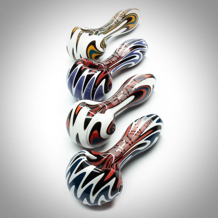 Wig Wag Spoon Pipe by Grav Labs