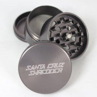 4-Piece Herb Grinder by Santa Cruz Shredder