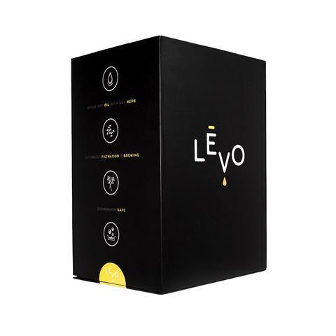 Charcoal Oil Infuser by Levo