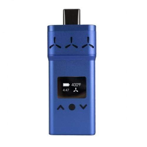 Midnight Blue X Vaporizer by Airvape