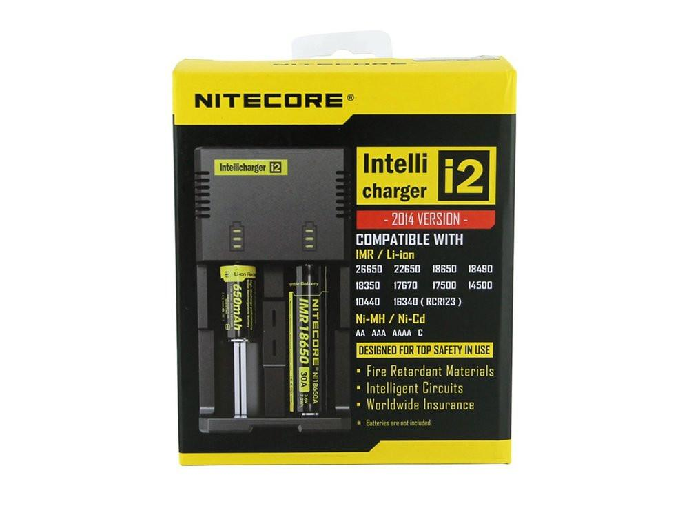 i2 Intellicharge Charger by Nitecore
