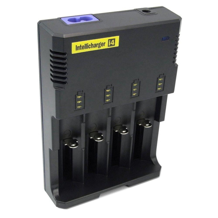 I4 Intellicharge Charger by Nitecore