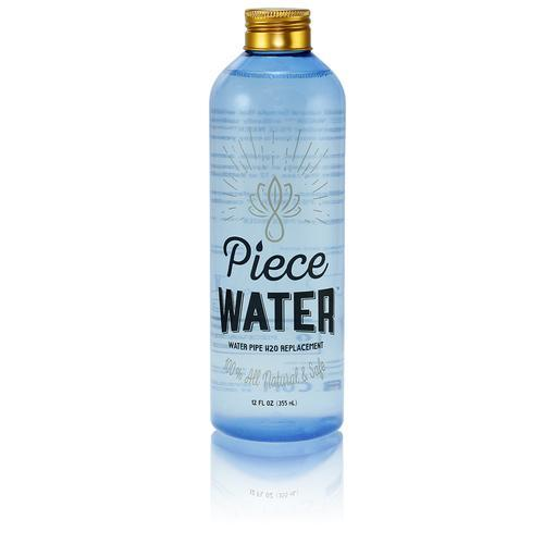 All Natural Bong Water by Piece Water