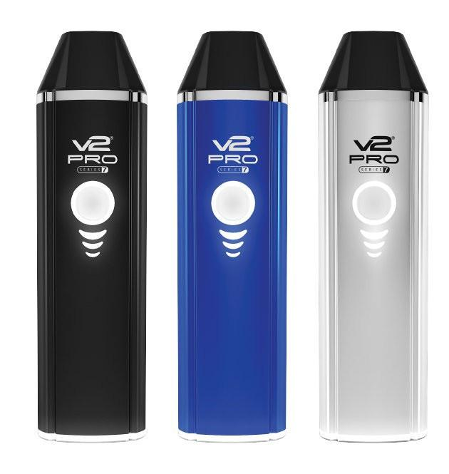 Blue Pro Series 7 Pen Vape by V2