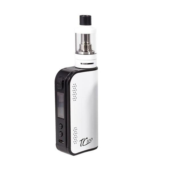 Black Cool Fire IV TC 100W Starter Kit by Innokin