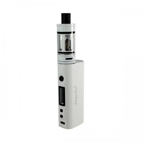 Black Topbox Mini Kit by Kanger