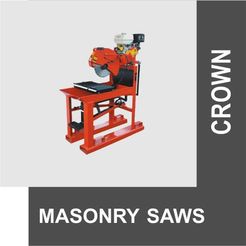 Crown Block & Brick Saws