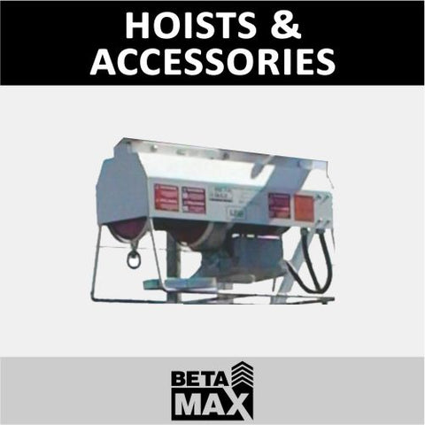 Betamax Hoists & Accessories