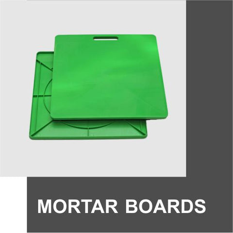 Mortar Boards & Pans