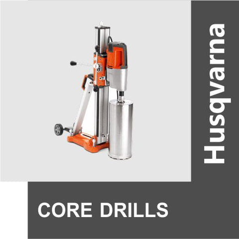 Husqvarna Core Drills
