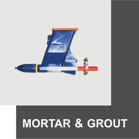 Quikpoint Grout / Mortar Guns