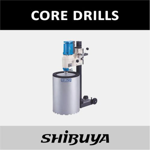 Shibuya Core Drills