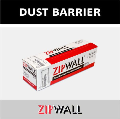 Zipwall Dust Barrier