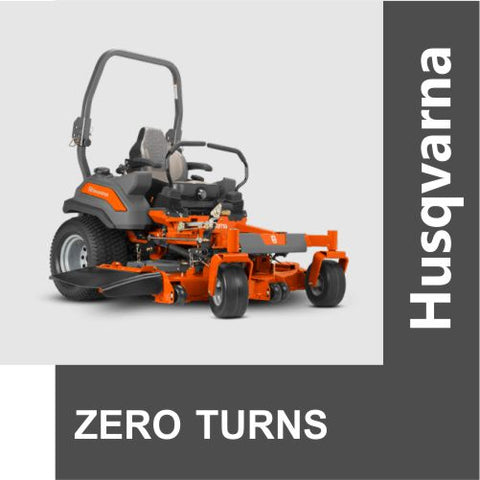Husqvarna Zero Turns