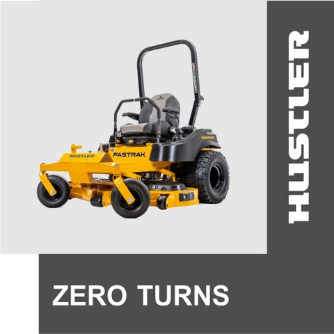 Hustler Zero Turns