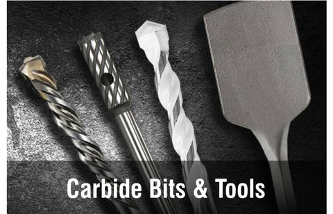 Carbide Bits / Tools