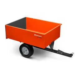 Husqvarna 16' Steel Swivel Dump Cart
