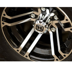 Hustler MDV  Aluminum Wheel Kit (641643511844)
