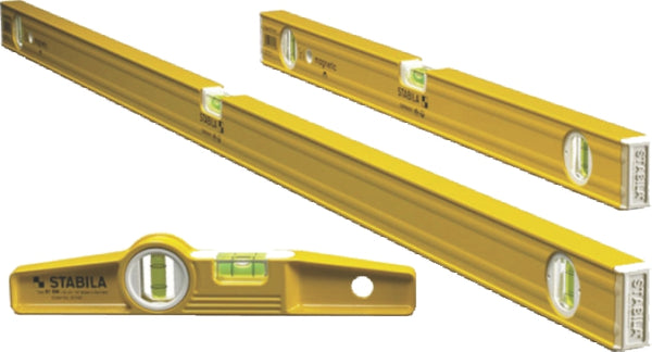 Stabila Magnetic Pro 3 Level Set