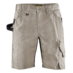 Blaklader 1638-1330 Rip Stop Shorts w/Stretch - No Utility Pockets