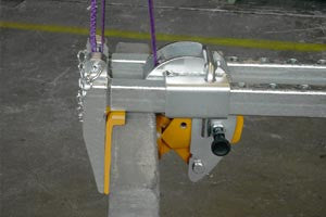 Wimag 303 Block Clamp