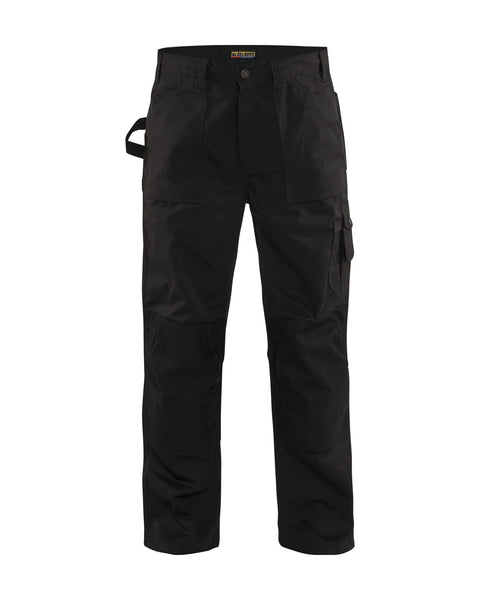 CLEARANCE - Blaklader 1670-1860 Roughneck Pant Navy Blue - No Utility Pockets