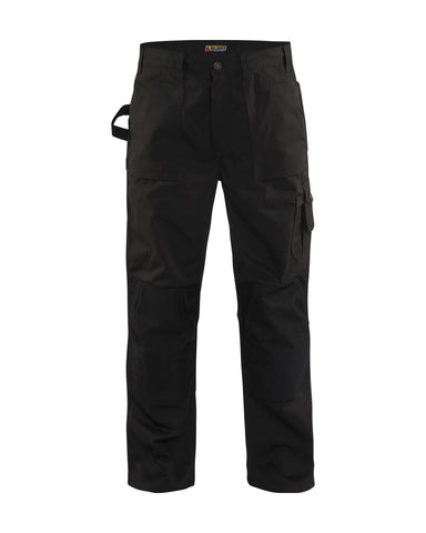 CLEARANCE - Blaklader 1670-1860 Roughneck Pant Navy Blue - No Utility Pockets (4368287236227)