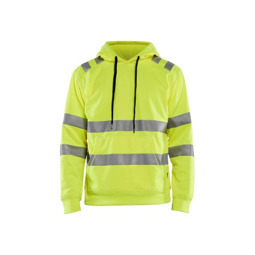 Blaklader 3442-2528 Hi-Vis Hooded Sweatshirt (6556960424096)
