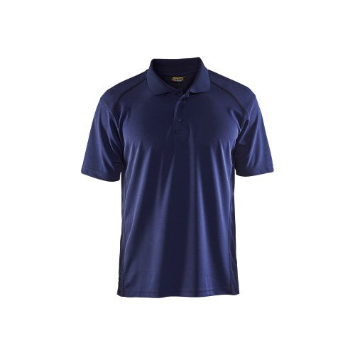 Blaklader 3451-1051 UV Wicking Polo Short Sleeve Shirt (6557383229600)
