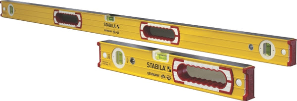 Stabila Heavy Duty 2 Level Set