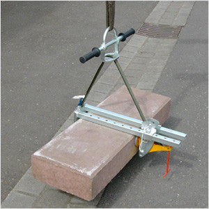 Wimag 380 100 Stone Clamp